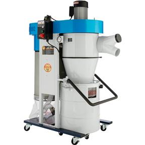 2 HP Cyclone Dust Collector