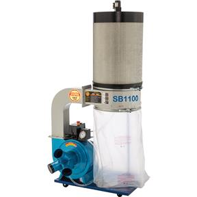 2 HP Canister Dust Collector
