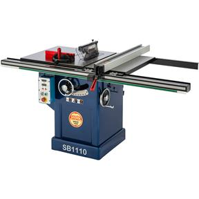 """10"""" 3 HP 220V Table Saw"""