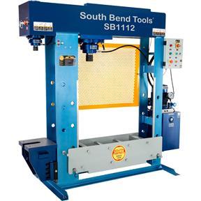 Dual-Station HC-60T/24T Hydraulic Press