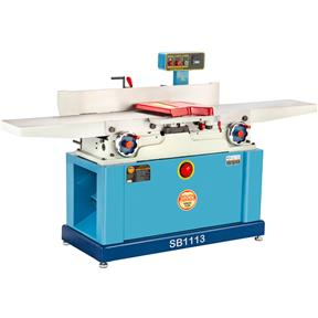 "12"" x 88"" Jointer with Helical Cutterhead"