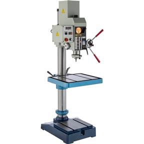 "21"" Variable-Speed Gearhead Drill Press"