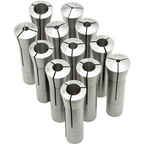 Precision R-8 Collet Set of 12