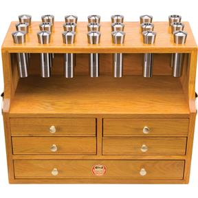 Oak Collet Chest for R-8