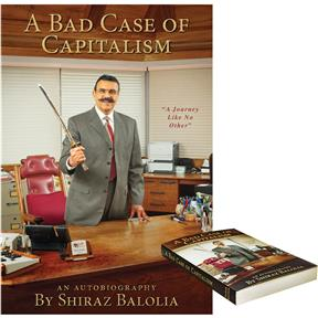A Bad Case of Capitalism Book by Shiraz Balolia