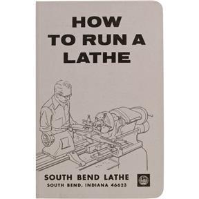 How to Run a Lathe - English Version