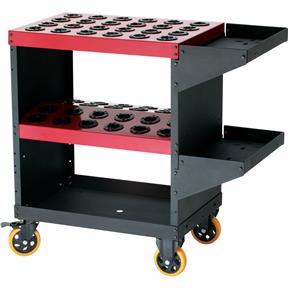 Collet / Tooling Cart for NT40