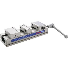 "6"" High Precision Double Clamp Milling Vise"