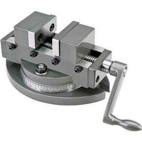 "2"" Mini Self Centering Vise with Swivel Base"