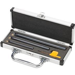 Carbide Insert CCMT Boring Bar Set, 3 pc.