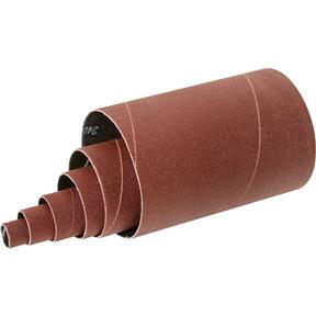 """1/2"""" to 3"""" x 4-1/2"""" A/O Sanding Sleeve, 240 Grit, 6 pk. Assorted"""