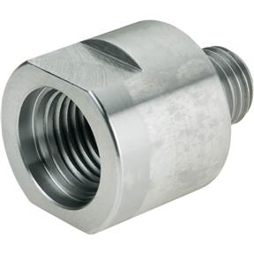 "Adapter 1-1/4"" x 8 TPI RH to 1"" x 8 TPI RH"