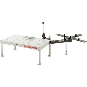 Stationary Worktable for G0825 Portable Edgebander
