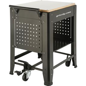 Heavy-Duty Mobile Tool Table