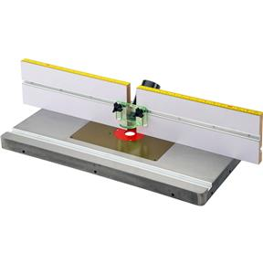 Router Table Wing for Table Saws