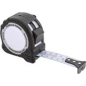 Flatback Tape Measure - Metric 16'