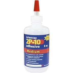 2P-10 Medium Adhesive, 8 oz.