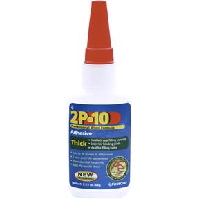2P-10 Thick Adhesive, 2.25 oz.
