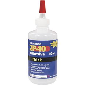 2P-10 Thick Adhesive, 10 oz.