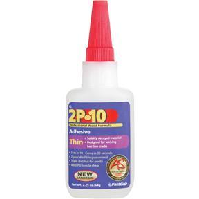 2P-10 Thin Adhesive, 2.25 oz.