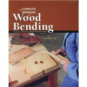The Complete Manual of Wood Bending - Book
