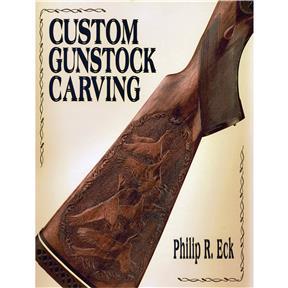 Custom Gunstock Carving - Book