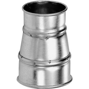"""8"""" x 10"""" Industrial Dust Collection Reducer"""