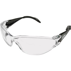 KIROVA Safety Glasses, Black/Clear
