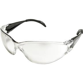 KIROVA Safety Glasses, Black/Anti-Reflective