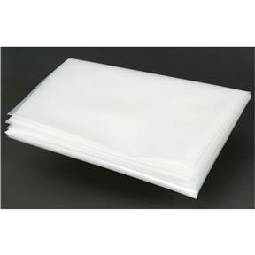 "41"" x 31"" Flat - 19.75"" Diameter Plastic Bottom Bag"