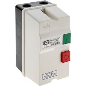 5 HP Magnetic Switch Single-Phase