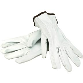 Deluxe Soft Goatskin Gloves, Large