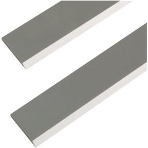 "13"" x 15/32"" x 1/16"" HSS Planer Blades for G0689, Set of 2"