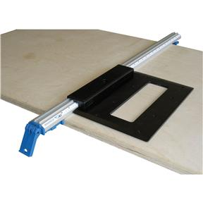 Saw Plate for All-In-One Straight Edge Clamp