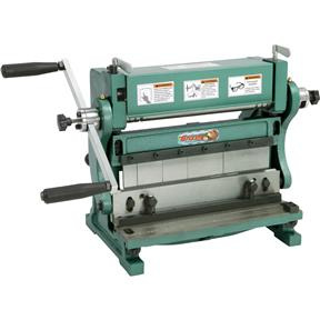 "12"" Combination 3-in-1 Sheet Metal Machine"