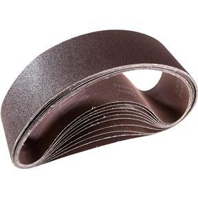 """4"""" x 36"""" A/O Sanding Belt 60 Grit, 10 pk."""