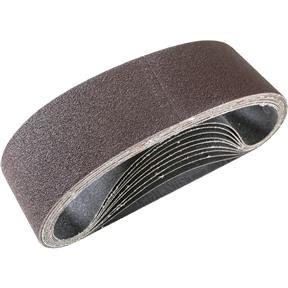 """3"""" x 24"""" A/O Sanding Belt 60 Grit, 10 pk."""