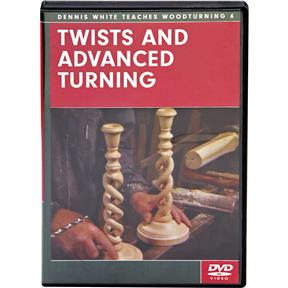 Twists and Advanced Turning - DVD