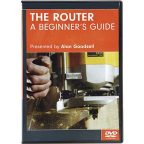 The Router: A Beginner's Guide - DVD
