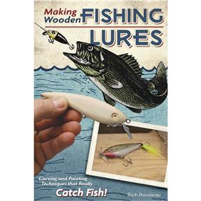 Making Wooden Fishing Lures - Book
