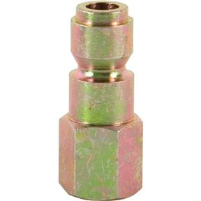 "Automotive 3/8"" Series Plug - 1/4"" NPT Female"