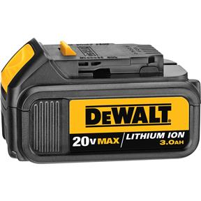 20V MAX 3.0Ah Li-Ion Battery Pack