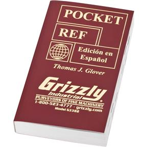 Pocket Reference, Spanish Edition - Book