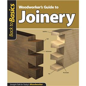 Back to Basics: Woodworker's Guide to Joinery - Book