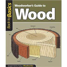 Back to Basics: Woodworker's Guide to Wood - Book