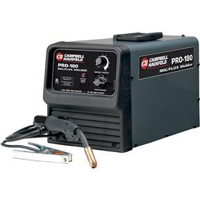 230V Flux Welder with Regulator