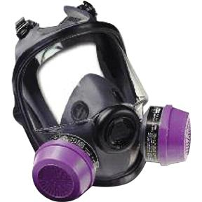 Full Face Respirator - Small