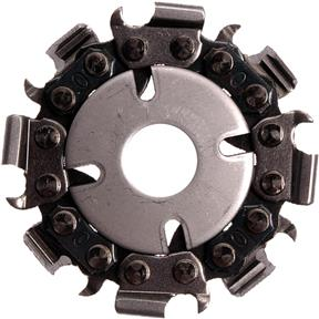 8 Tooth Saw Chain Disc Set for T23785