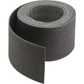 "3"" x 22' A/O Sanding Roll 80 Grit"