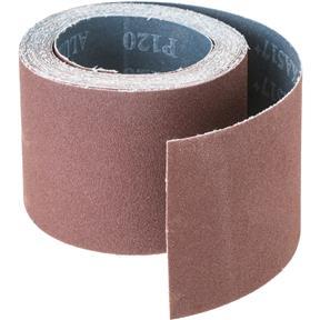 "3"" x 22' A/O Sanding Roll 120 Grit"